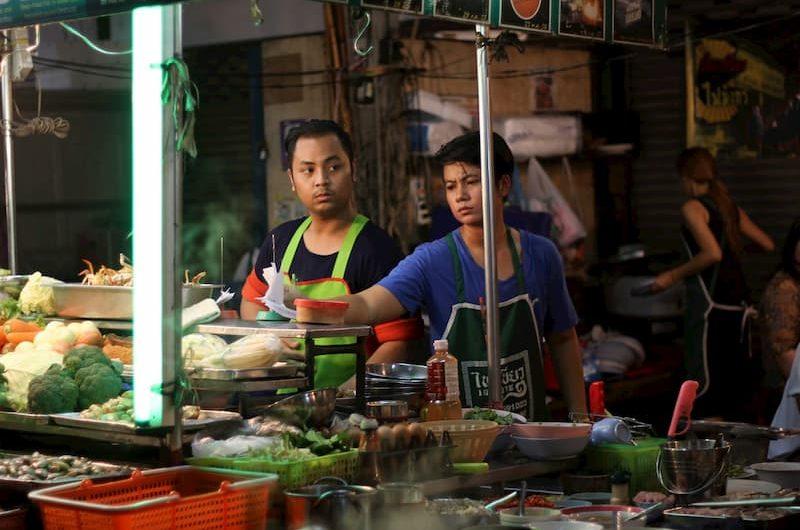 Thoughts On Bangkok Street Food