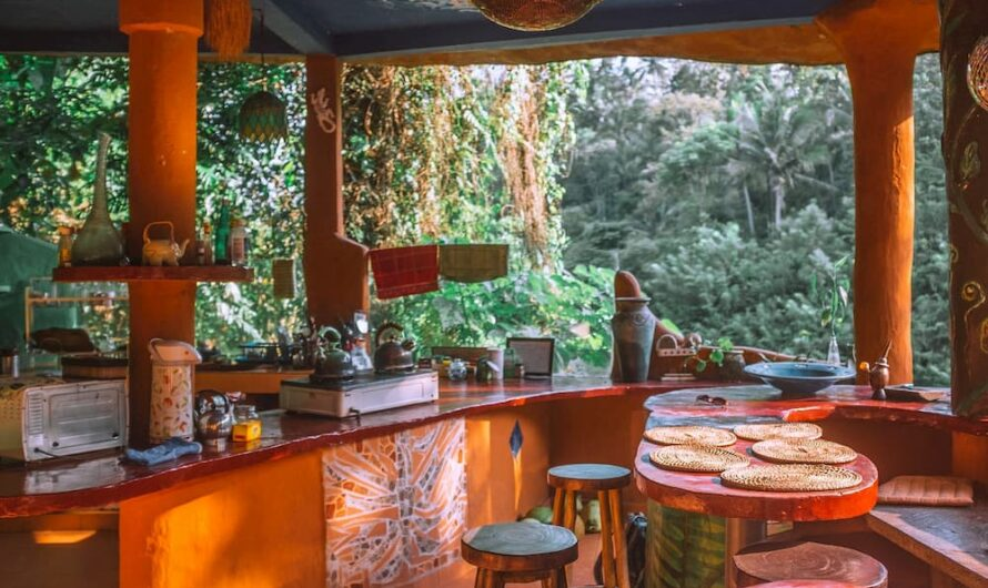 How to Create an Outdoor Kitchen in Thailand