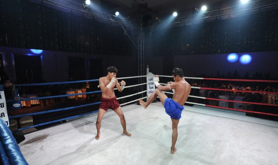 The Love Of MMA In Phuket