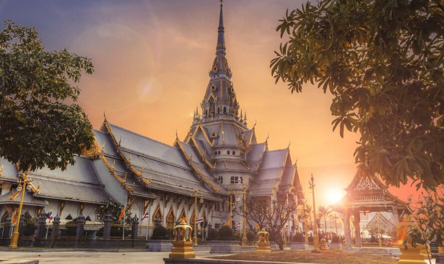 Thai Culture – Things You Should Know When Visiting Thailand
