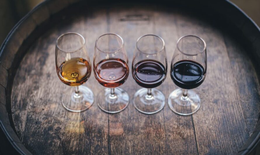 The Best Wines To Try In Thailand